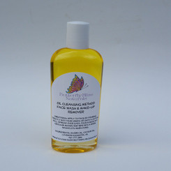 Make Up Remover & Facial Cleanser (Oil Cleansing Method)