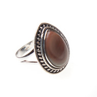 Bruno Jasper Ring Size 7.5 #0300