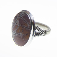 Sonora Dendrite Ring Size 10 #0559