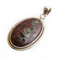 Russian Eudialyte Pendant #663