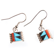 Native American Earrings #0735