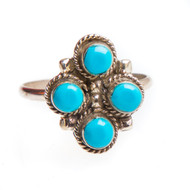 Native American Ring Size 10 #0743