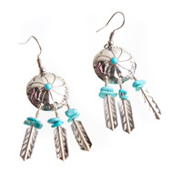 Native American Earrings #0767