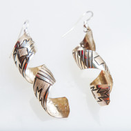Native American Earrings #0774