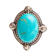 Native American Ring Size 7 #0777