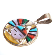 Native American Pendant #0794