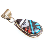 Native American Pendant #0802