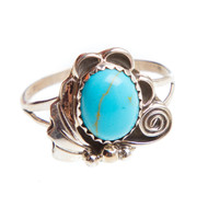 Native American Ring Size 8.5 #0828