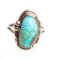 Native American Ring Size 9 #0892