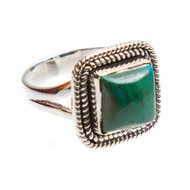 Chrysocolla Ring Size 6 #0950
