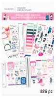 Recollections - Sticker Book - Heels & Hustle