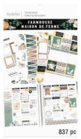 Recollections - Sticker Book - Farmhouse