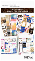 Recollections - Sticker Book - Wild & Sassy