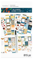 Recollections - Sticker Book - Winter & Fall