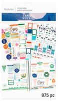 Recollections - Sticker Book - Travel Voyage