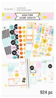 Recollections - Sticker Book - Adulting Stickers