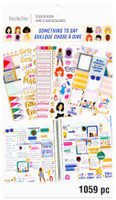 Recollections - Sticker Book - Something To Say