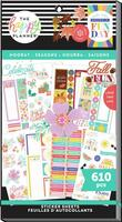 The Happy Planner  - Me and My Big Ideas - Value Pack Stickers - Hooray Seasons (#610)