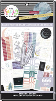 The Happy Planner - Me and My Big Ideas - Value Pack Stickers - Reach For The Stars (#666)