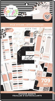 The Happy Planner - Me and My Big Ideas - Value Pack Stickers - Wild Styled (#709)