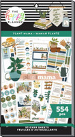 The Happy Planner - Me and My Big Ideas - Value Pack Stickers - Plant Mama (#554)