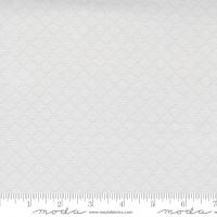 Moda Fabric - Christmas Morning - Lella Boutique - Comfort Blender Texture Tonal Snow #5146 11