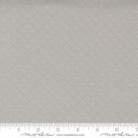 Moda Fabric - Christmas Morning - Lella Boutique - Comfort Blender Texture Tonal Silver #5146 12