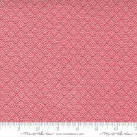 Moda Fabric - Christmas Morning - Lella Boutique - Comfort Blender Texture Tonal Cranberry #5146 16