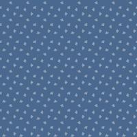 Riley Blake Fabric - Prim - Lori Holt - Blossom Denim #C9691-DENIM