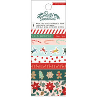 Crate Paper - Busy Sidewalks Washi Tape - Set of 8