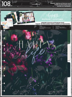 The Happy Planner - Me and My Big Ideas - Happy Memory Keeping - Rustic Blooms Big Extension Pack