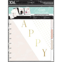 The Happy Planner - Me and My Big Ideas - Happy Memory Keeping - Love This Moment Big Extension Pack