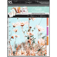 The Happy Planner - Me and My Big Ideas - Happy Memory Keeping - Retro Blooms Big Extension Pack