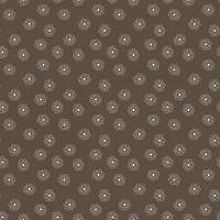 Riley Blake Fabric - Bee Basics - Lori Holt - Blossoms Raisin #C6404-RAISIN
