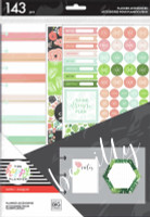 The Happy Planner  - Me and My Big Ideas - Big Accessory Pack - Teacher - Be Kind