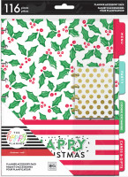 The Happy Planner - Me and My Big Ideas - Classic Christmas Extension Pack with Micro Happy Notes