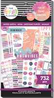 The Happy Planner - Me and My Big Ideas - Value Pack Stickers - Happy Mama - Classic (#732)