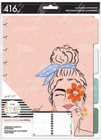 The Happy Planner - Me and My Big Ideas - x Spoonful of Faith Be Good To Yourself - Classic Extension Pack (Undated, Dashboard)