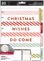 The Happy Planner - Me and My Big Ideas - Classic Extension Pack - Christmas Planning