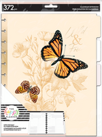 The Happy Planner - Me and My Big Ideas - Big Extension Pack - Papillon Butterfly (Undated, Daily)