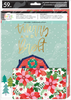 The Happy Planner - Me and My Big Ideas - Christmas Planner Companion - Classic