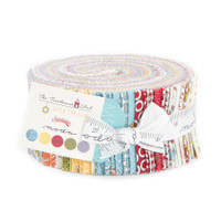 Moda Fabric Precuts Jelly Roll - The Treehouse Club by Sweetwater
