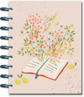 The Happy Planner - Me and My Big Ideas - Classic Happy Planner - 2022 x Marabou Design Bright Ideas - 12 Months (Dated, Colorblock)