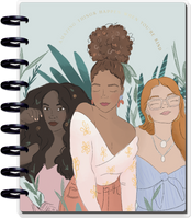 The Happy Planner - Me and My Big Ideas - Classic Happy Planner - 2022 x Spoonful of Faith Amazing Things - 12 Months (Dated, Lined Vertical)