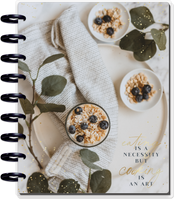 The Happy Planner - Me and My Big Ideas - Classic Happy Planner - 2022 Foodie Classic - 12 Months (Dated, Meal Planning)