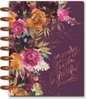 The Happy Planner - Me and My Big Ideas - Deluxe Classic Happy Planner - 2022 In Every Season - 12 Months (Dated, Vertical)