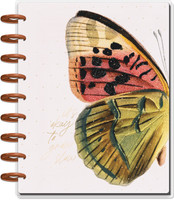The Happy Planner - Me and My Big Ideas - Classic Happy Planner - Papillion Butterfly - 4 Months (Undated, Daily)