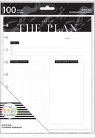 The Happy Planner - Me and My Big Ideas - Classic Block Paper Pad - The Plan