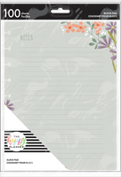 The Happy Planner - Me and My Big Ideas - Classic Block Paper Pad - Floral