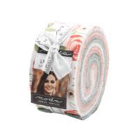 Moda Fabric Precuts Jelly Roll - Love Note by Lella Boutique